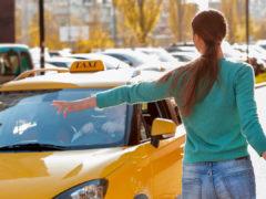 Безопасность в такси